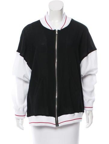 Koza Embroidered Varsity Jacket w/ Tags None