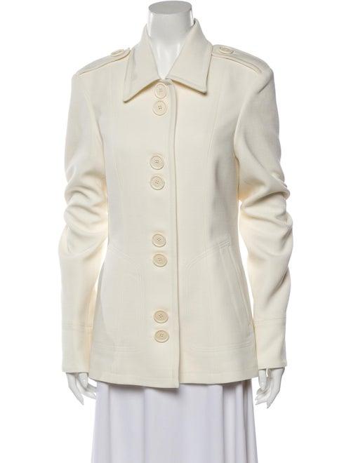 Wales Bonner Jacket w/ Tags White