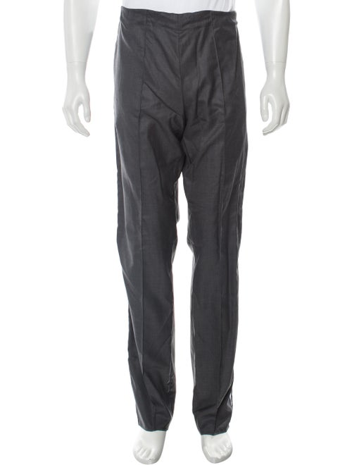 Wales Bonner Wool Track Pants w/ Tags grey