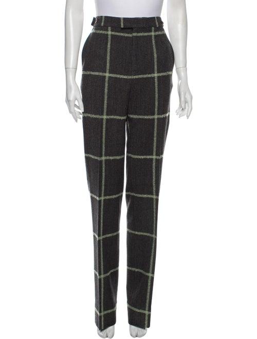 Wales Bonner Virgin Wool Straight Leg Pants w/ Tag