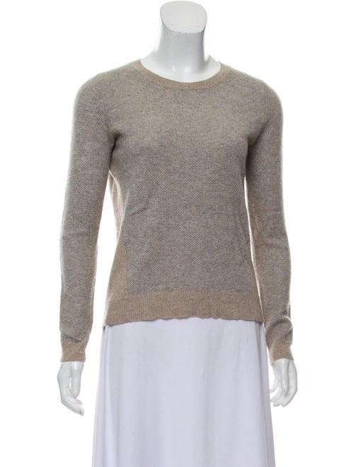 White + Warren Lightweight Knit Sweater White