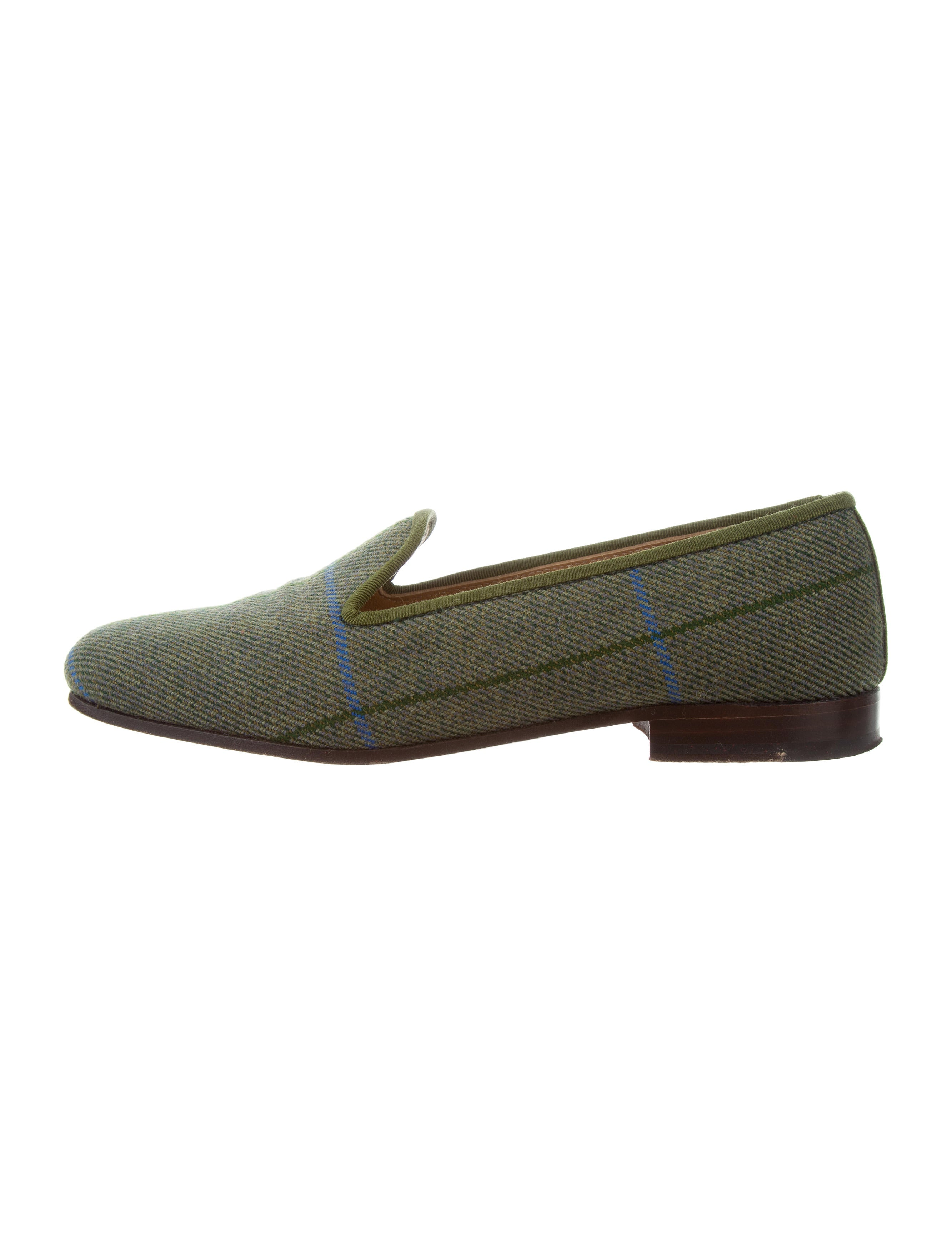 Stubbs & Wootton Knit Round-Toe Loafers in China cheap price clearance fashion Style sale get authentic genuine sale online SeOlugK