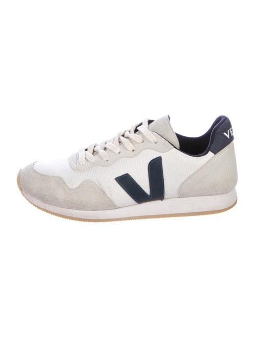 Veja Suede Printed Sneakers