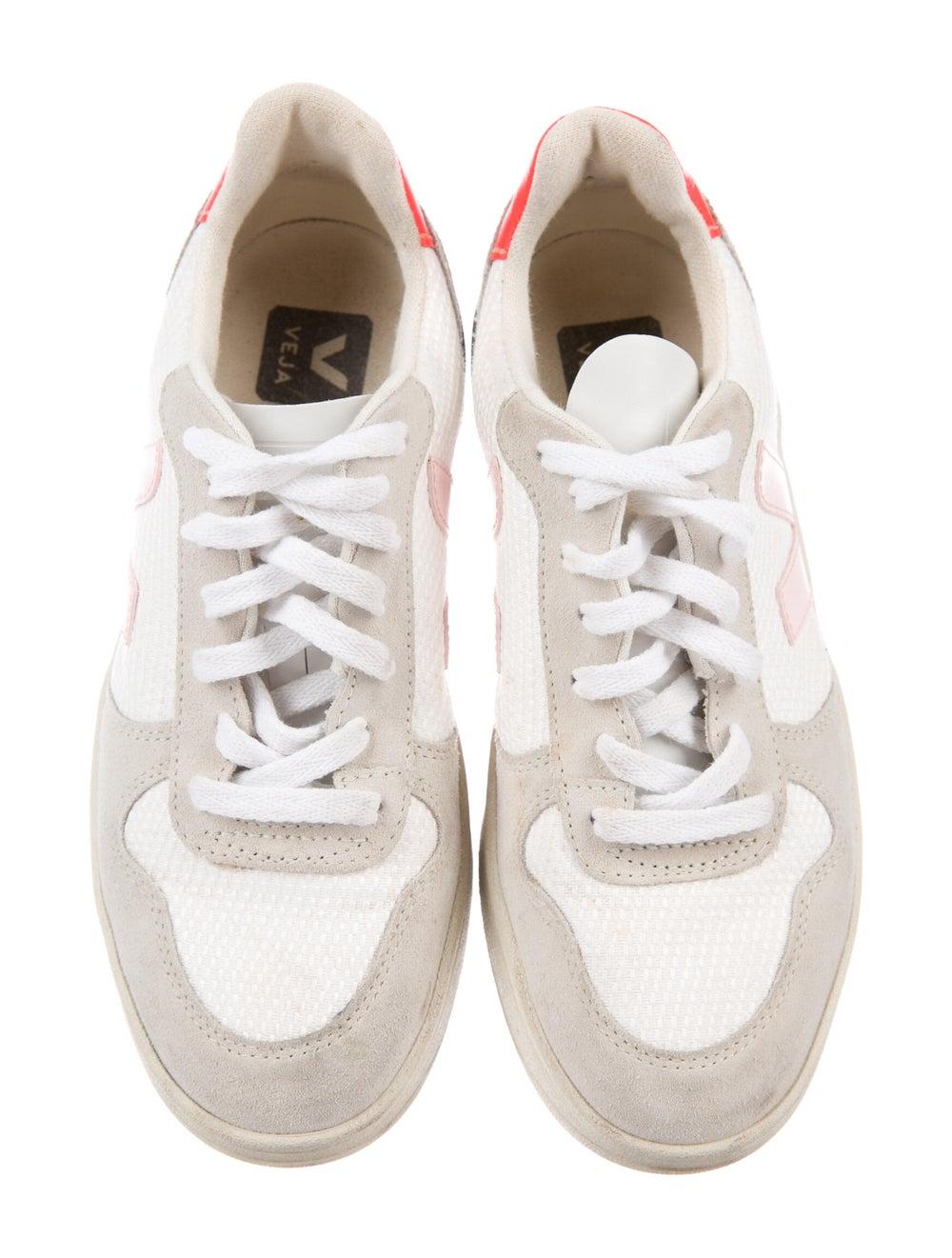 Veja Graphic Print Sneakers - image 3
