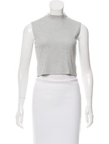 Nomia Sleeveless Crop Top w/ Tags None