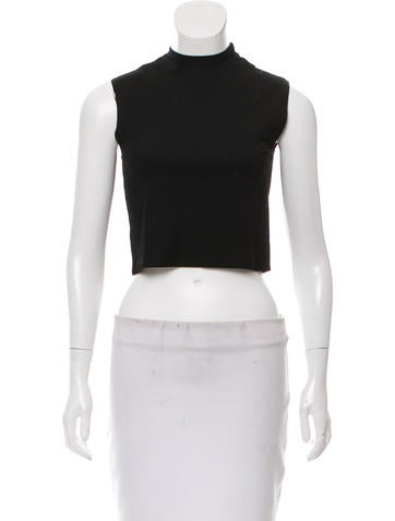 Nomia Knit Crop Top w/ Tags None
