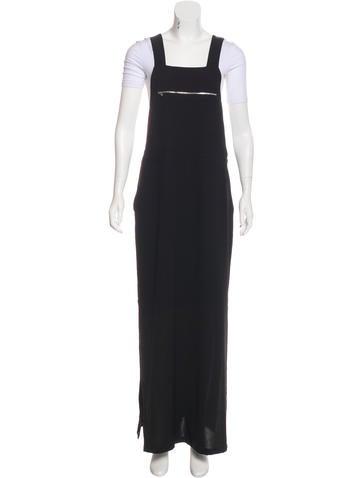 Nomia Overall Maxi Dress w/ Tags None