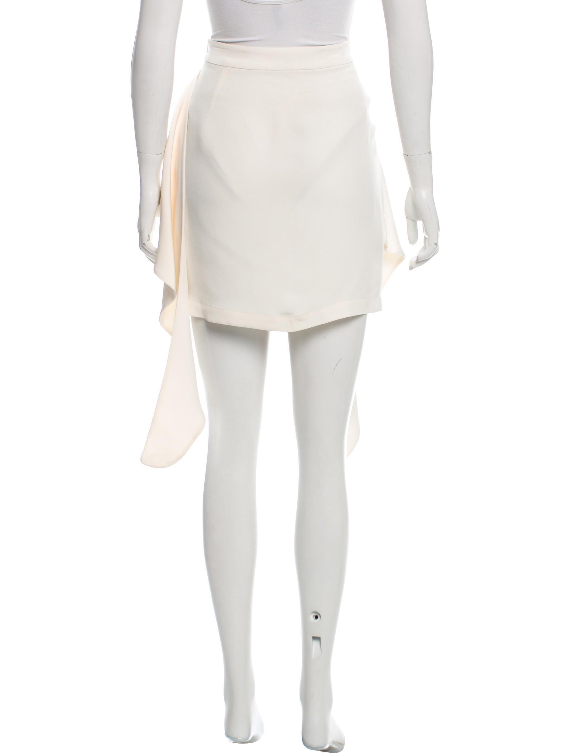 Tie Front Skirt 15