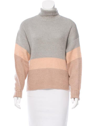 Dagmar Teresa Colorblock Sweater w/ Tags None