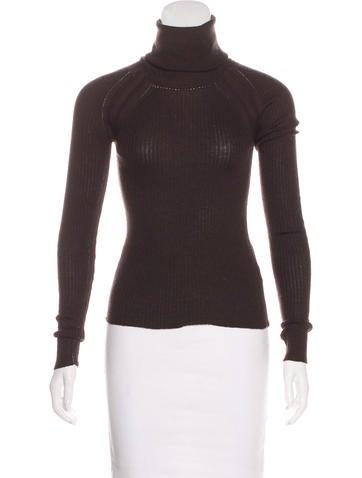 SportMax Long Sleeve Wool Top None