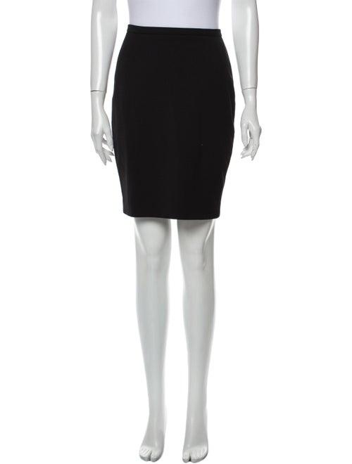 SportMax Mini Skirt Black