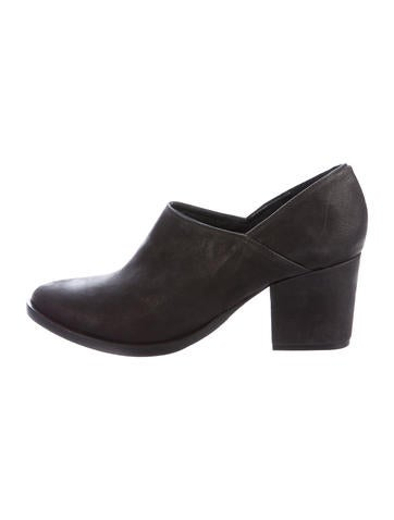 Freda Salvador Rise Leather Booties