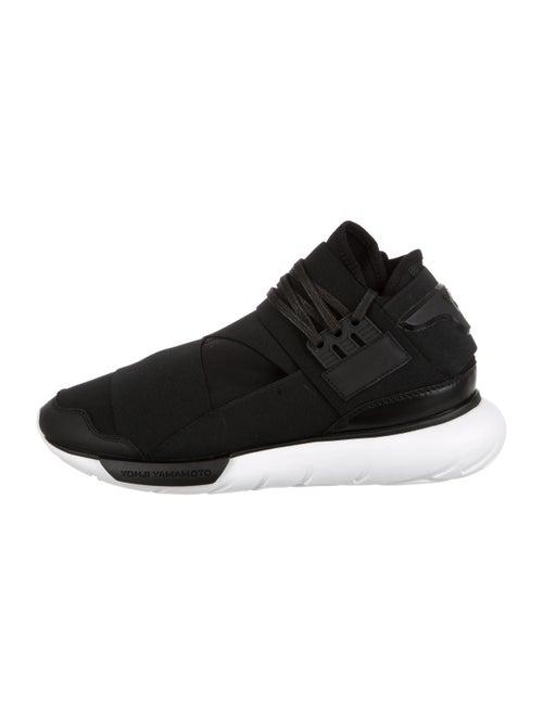 7ed97f885348b Y-3 Qasa High Woven Sneakers w  Tags - Shoes - WY322564