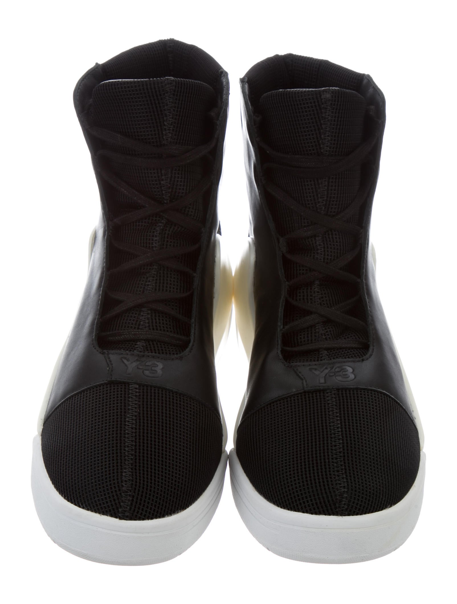 Y 3 X Adidas Leather Hayworth Sneakers W Tags Shoes