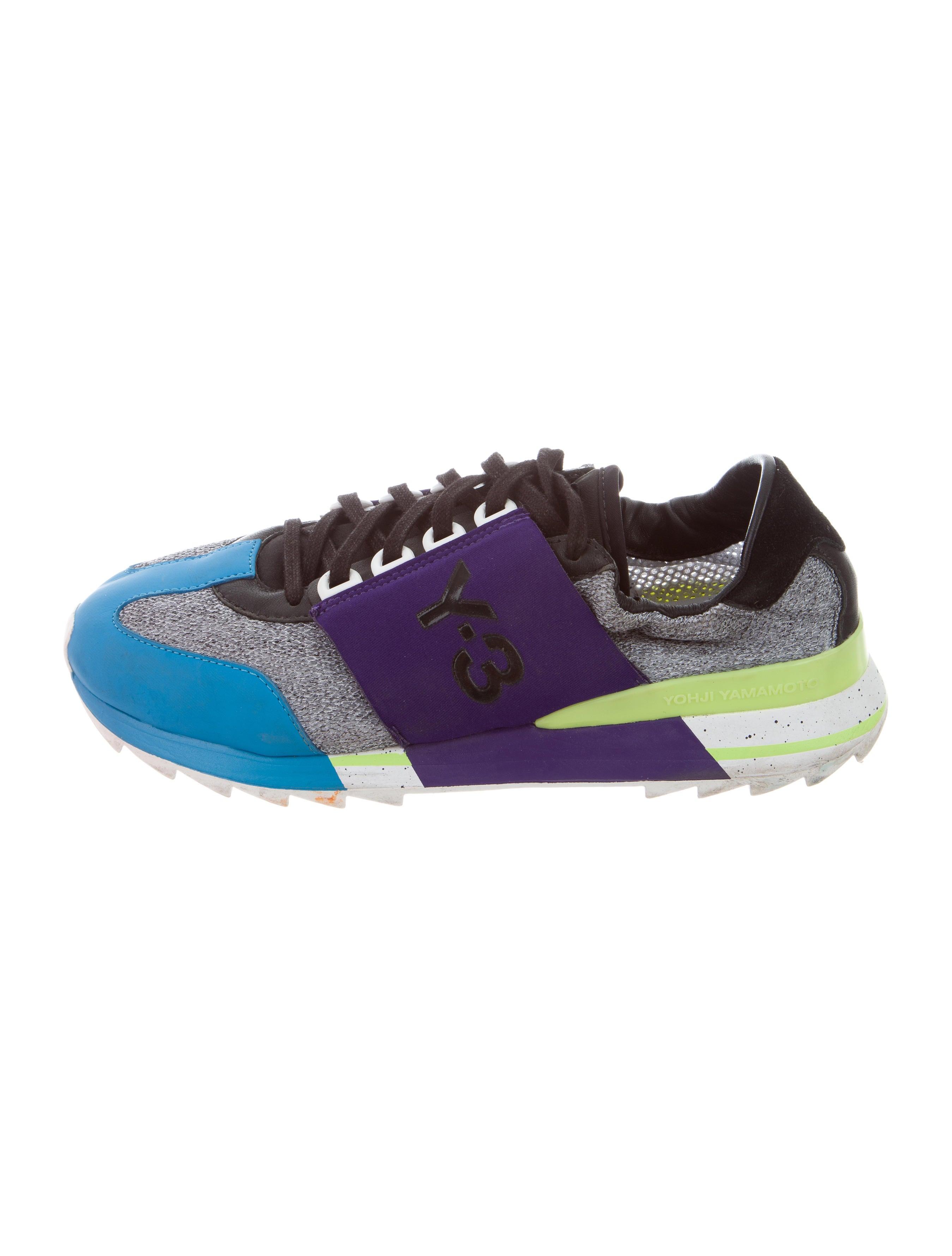 8d22e593ea0e9 Y-3 x Adidas Rhita Sport Sneakers - Shoes - WY3AD21028