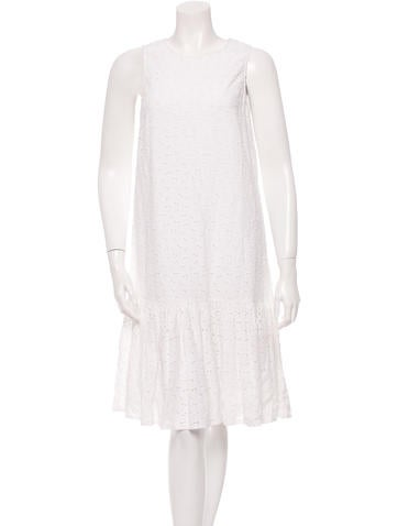 Broderie Anglais Peace Dress Dress w/ Tags