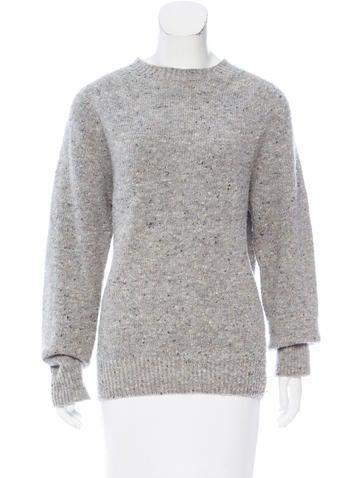 YMC Wool Crew Neck Sweater None
