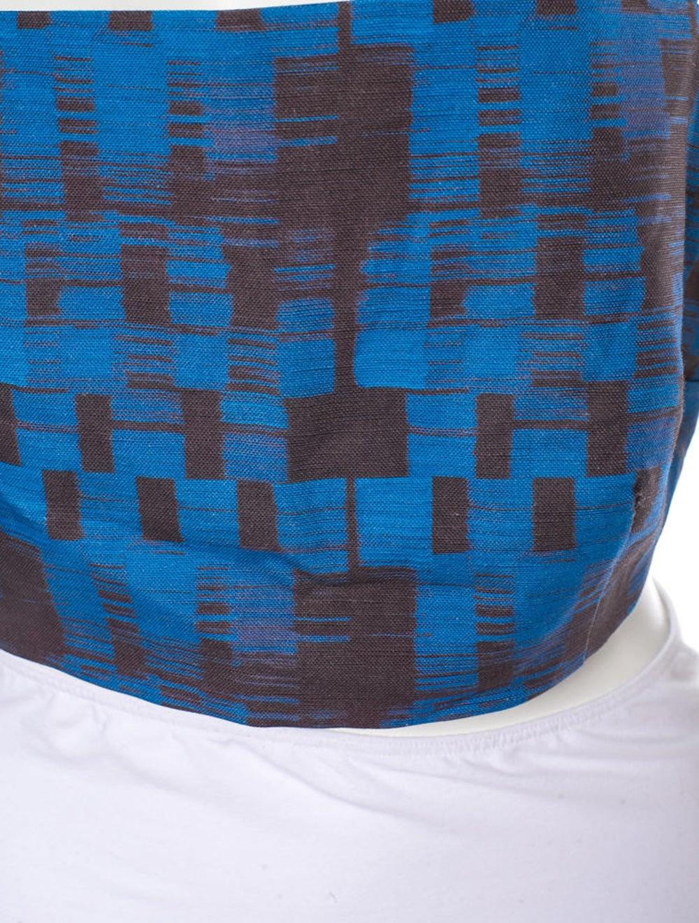 Mina + Olya Bralette blue - image 4