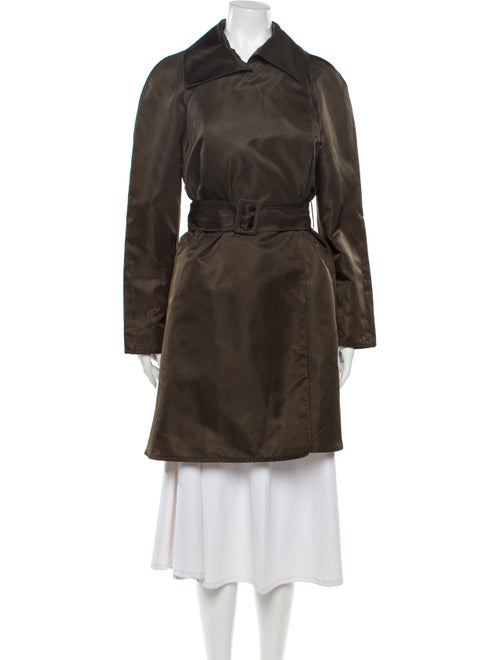 Yeohlee Trench Coat Brown