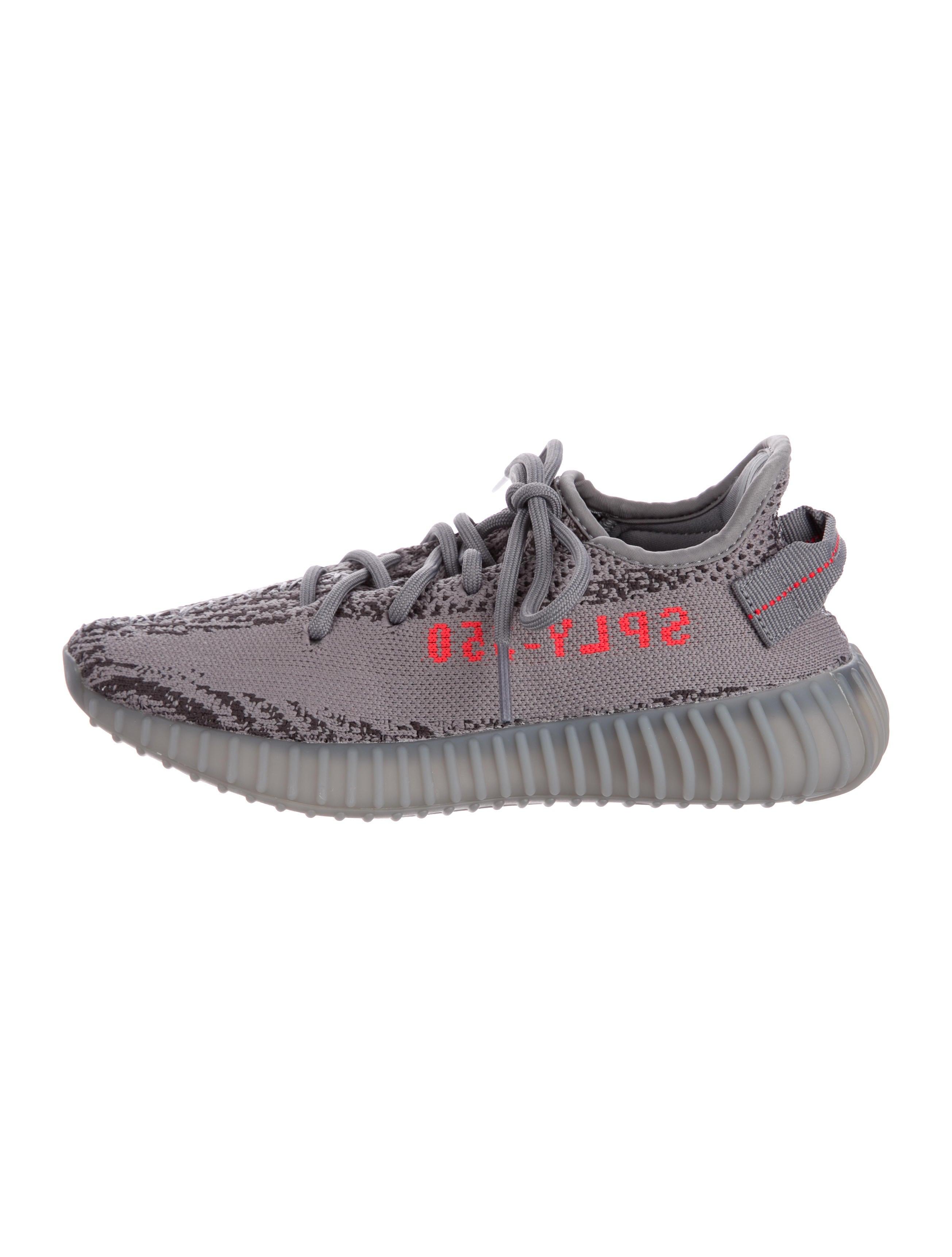 00b201615 Yeezy x Adidas 2017 350 V2 Beluga 2.0 Boost Sneakers w  Tags - Shoes ...