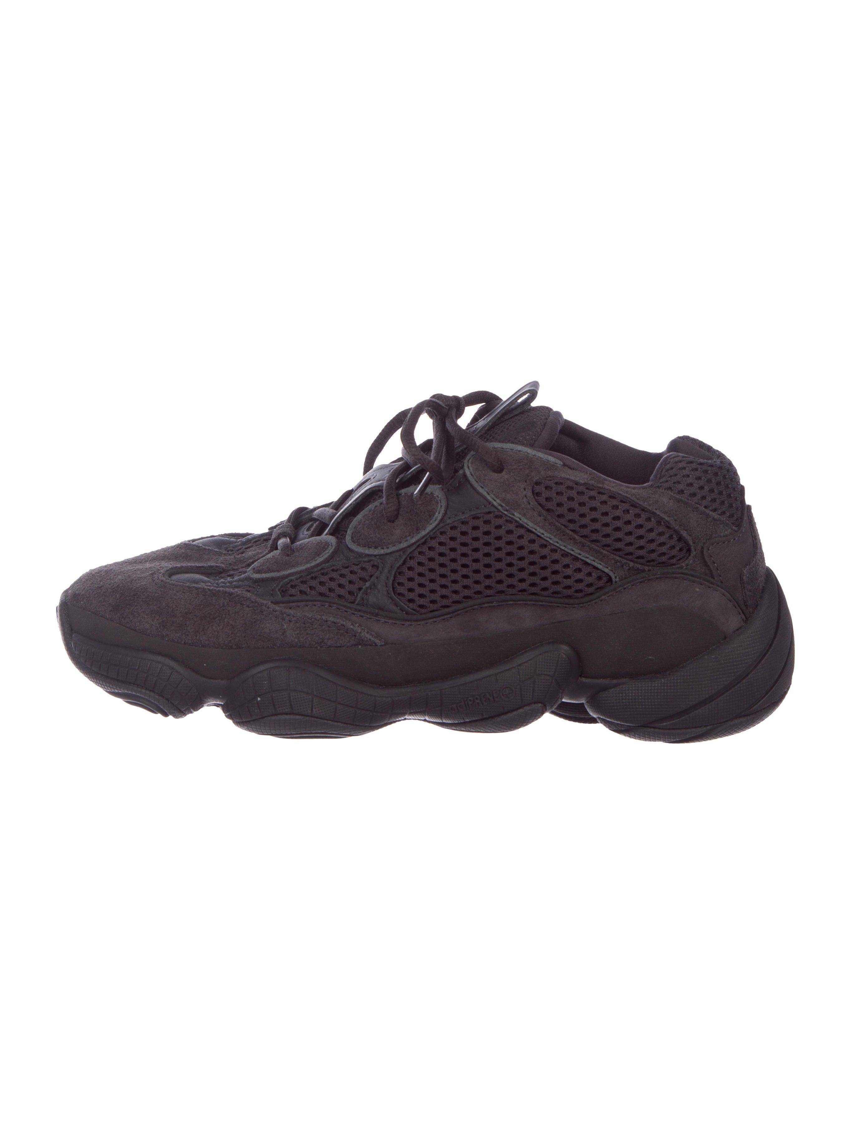 210af0ae1d816 Yeezy x adidas 2018 500 Desert Rat Utility Black Sneakers - Shoes ...
