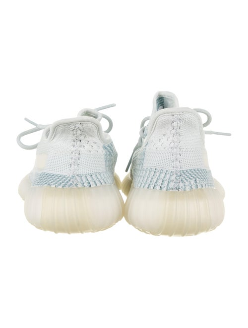 Yeezy x adidas Boost 350 V2 Cloud White (Non-Reflective) Low-Top Sneakers w/ Tags