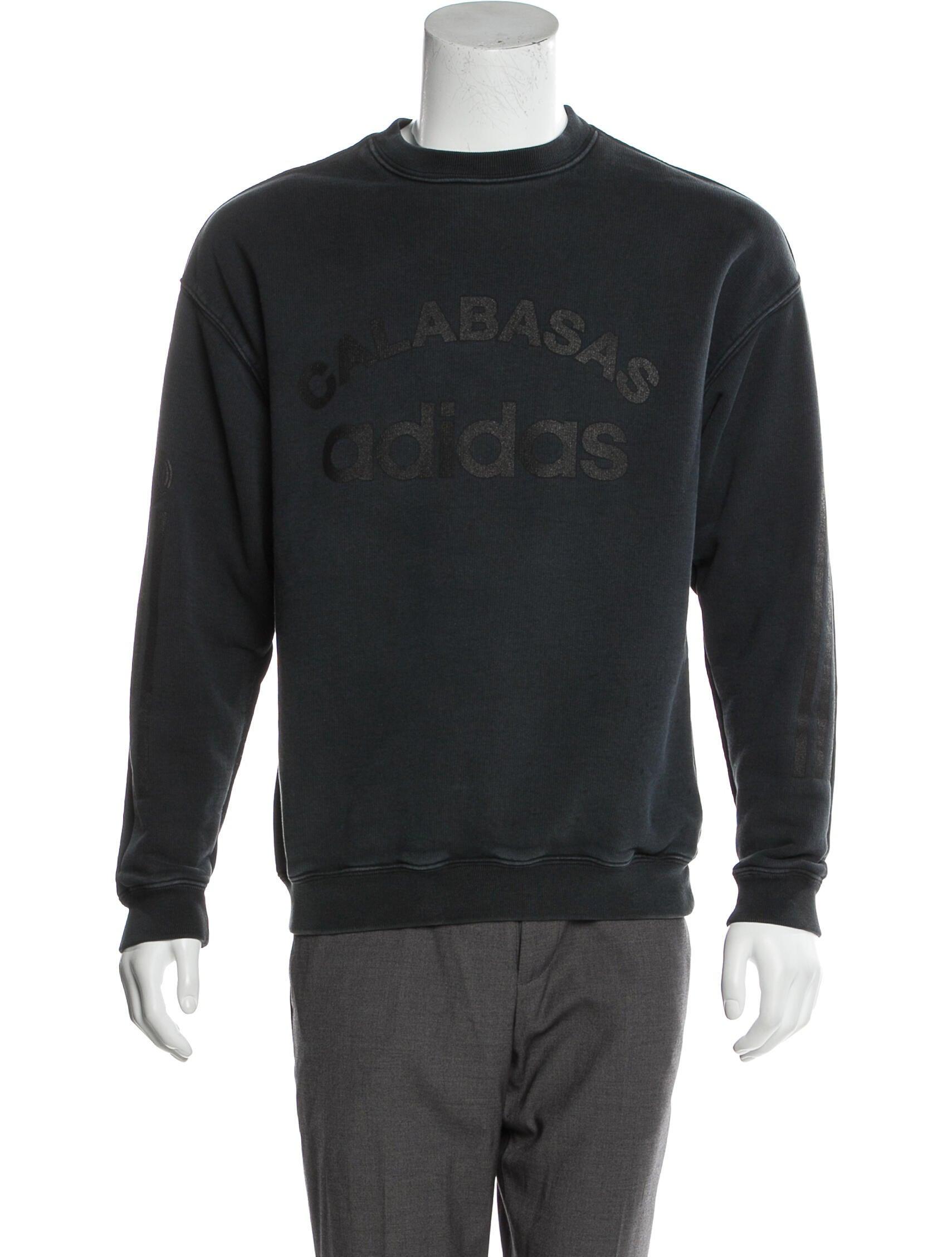 adidas yeezy calabasas sweatshirt