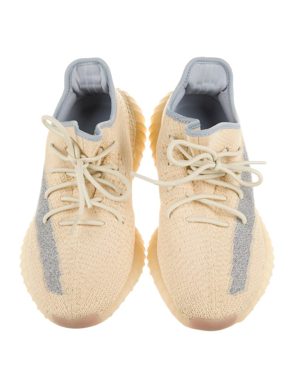 Yeezy x adidas Boost 350 V2 Linen Sneakers Sneake… - image 3