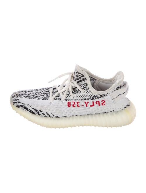 Yeezy x adidas Boost 350 V2 Zebra Sneakers Sneake… - image 1