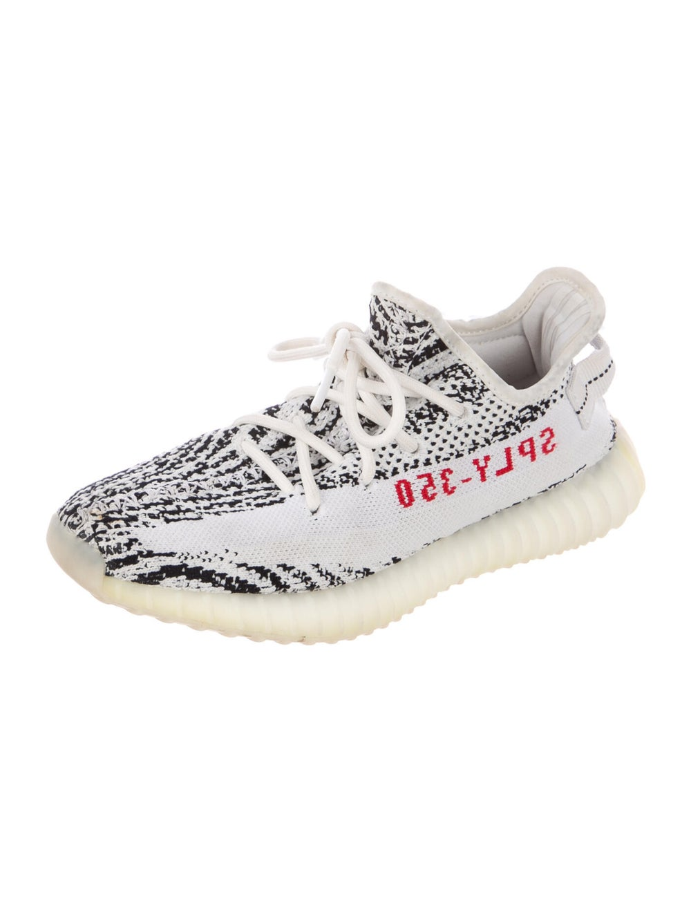 Yeezy x adidas Boost 350 V2 Zebra Sneakers Sneake… - image 2