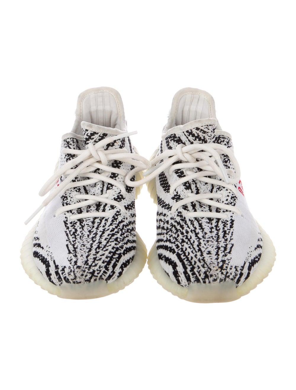 Yeezy x adidas Boost 350 V2 Zebra Sneakers Sneake… - image 3