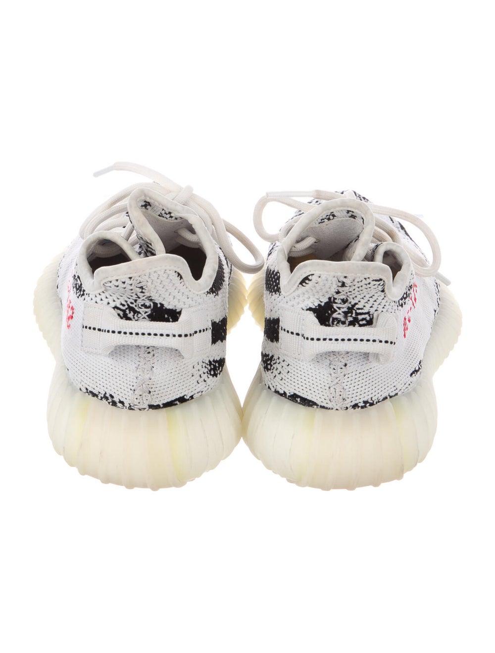 Yeezy x adidas Boost 350 V2 Zebra Sneakers Sneake… - image 4