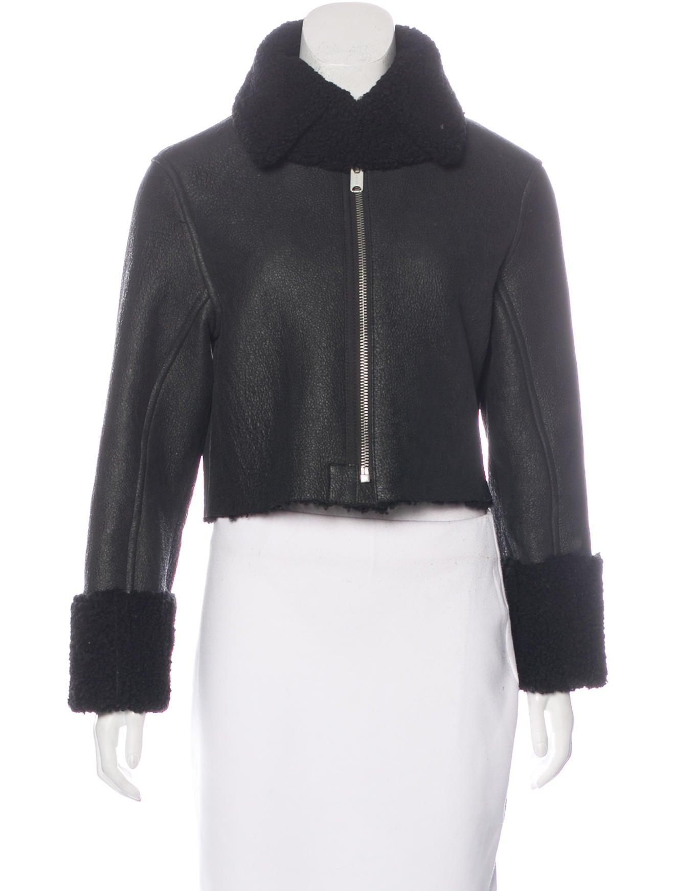 yeezy season 3 shearling jacket clothing wyeez20349. Black Bedroom Furniture Sets. Home Design Ideas
