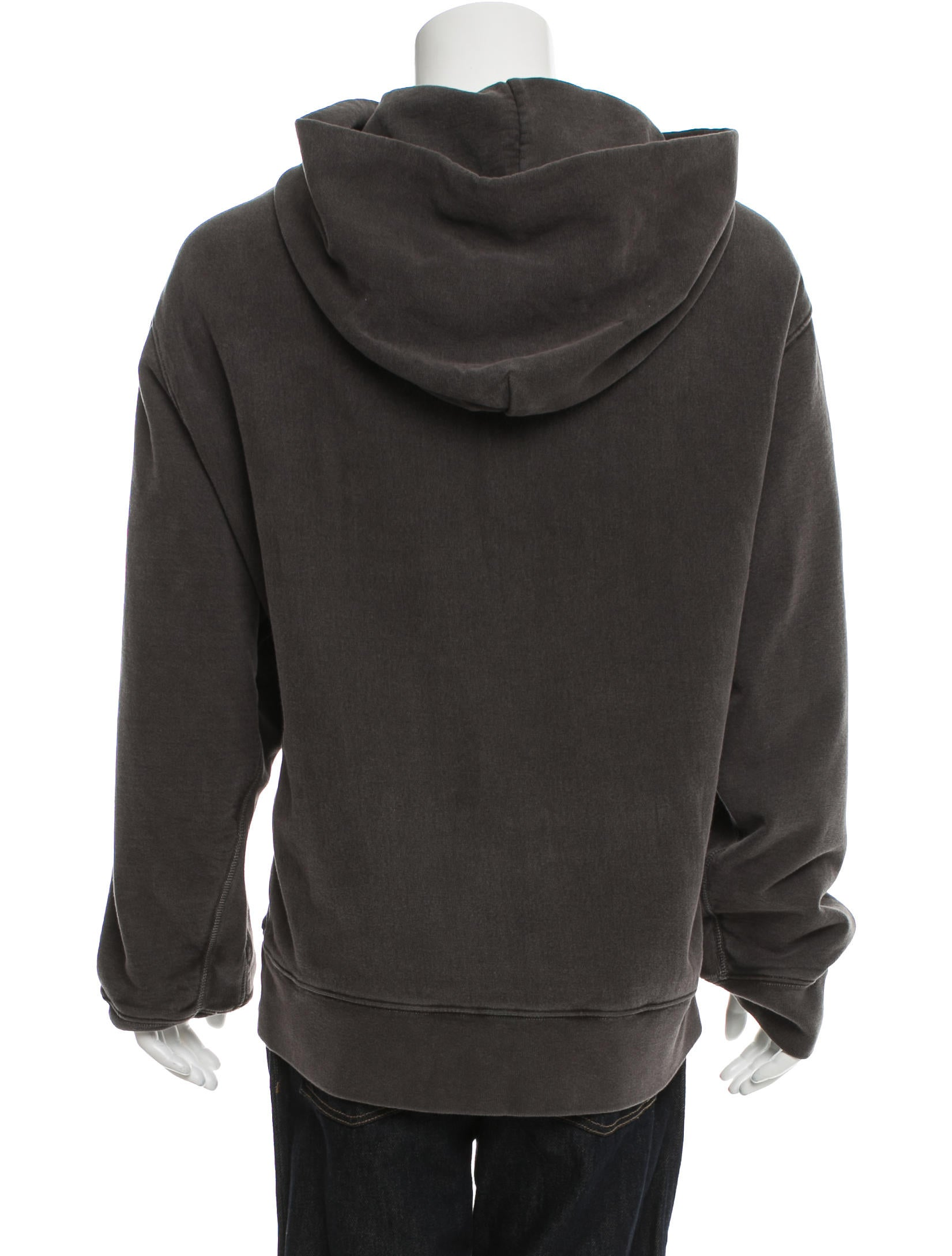 yeezy season 3 hoodie clothing wyeez20437 the realreal. Black Bedroom Furniture Sets. Home Design Ideas