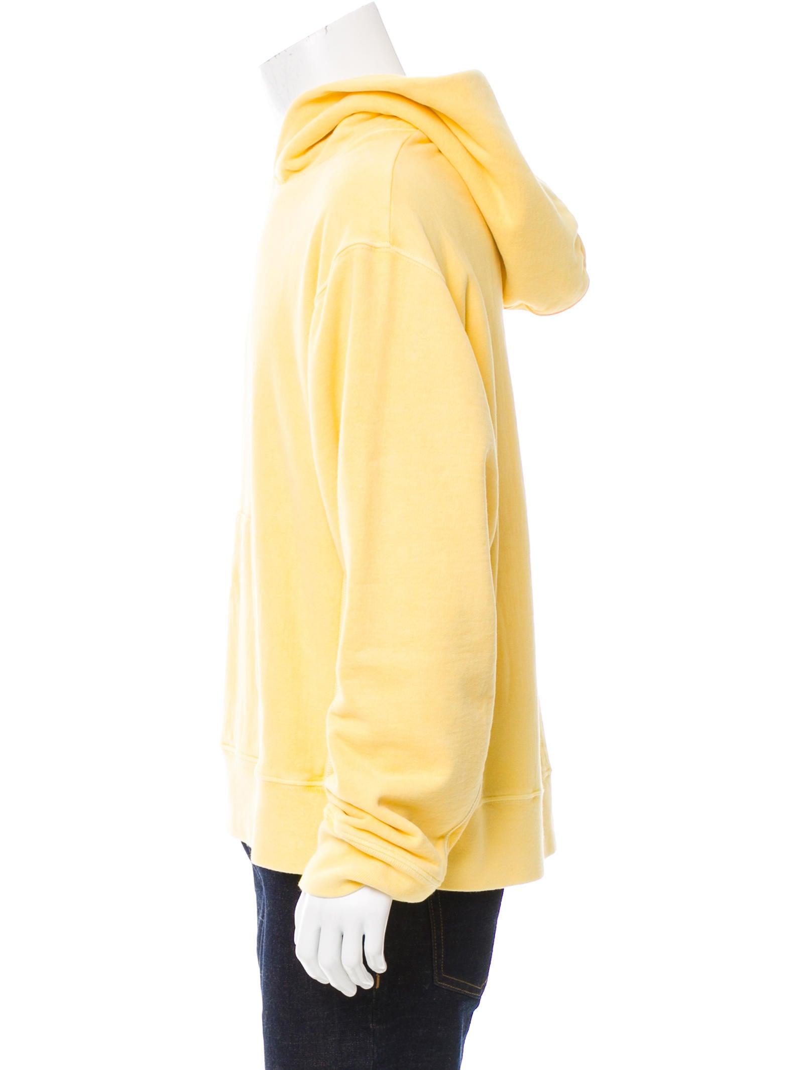 yeezy season 3 oversize sweatshirt clothing wyeez20523. Black Bedroom Furniture Sets. Home Design Ideas