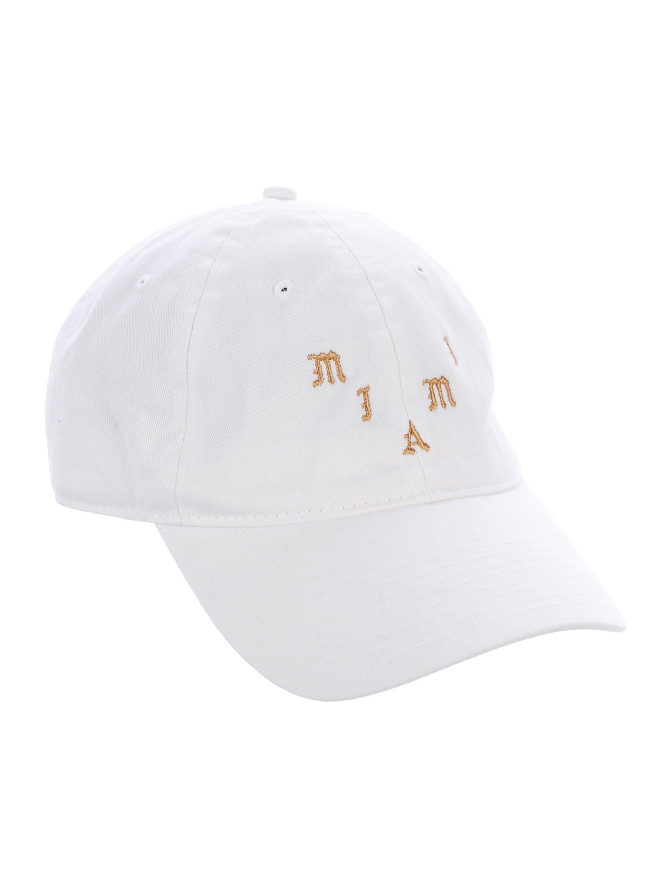 5ddcf9d33e563 Yeezy Miami Pablo Hat - Accessories - WYEEZ20804