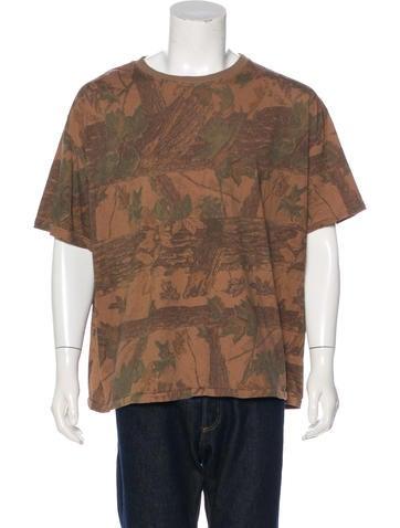 Yeezy season 2 invitation t shirt clothing wyeez21074 the realreal product nameyeezy camouflage print t shirt stopboris Images