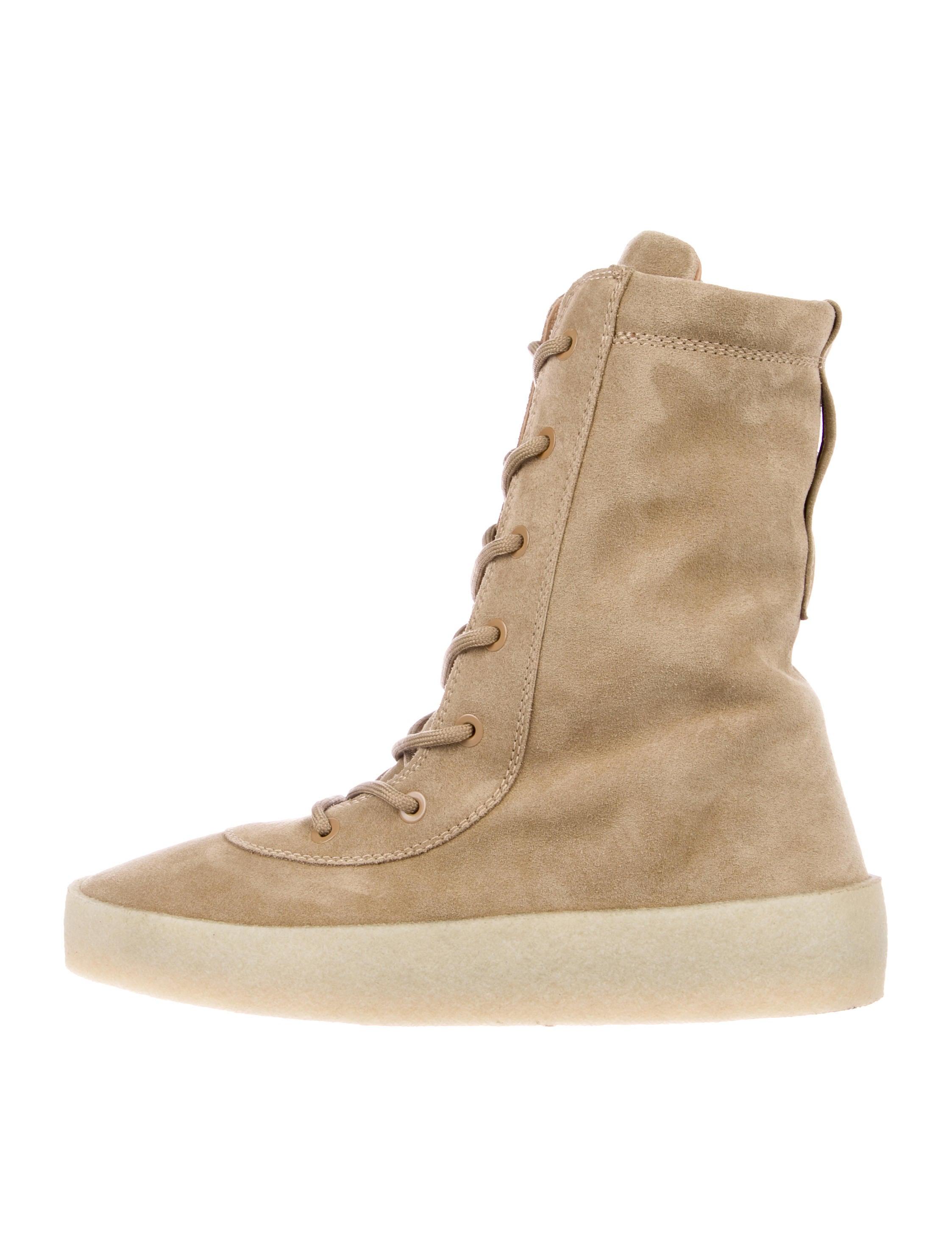 7ddf38d25 Yeezy Season 4 Crepe Boots - Shoes - WYEEZ21079