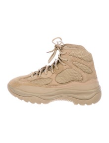3f9cd1aeed7 Yeezy. 2018 Thick Suede Desert Boot ...
