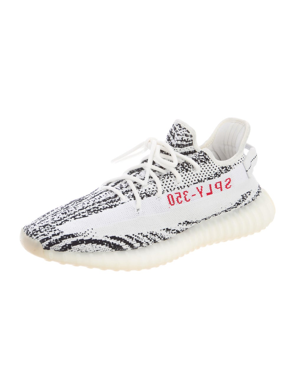 Yeezy Yeezy Boost 350 V2 Zebra Sneakers Black - image 2