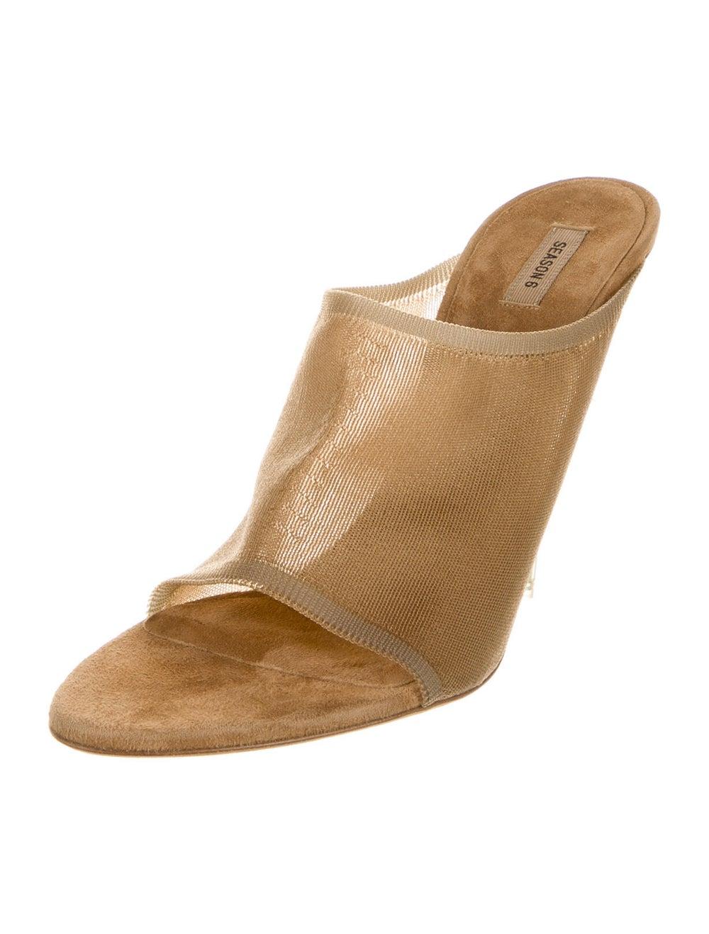 Yeezy Season 6 Sandals - image 2
