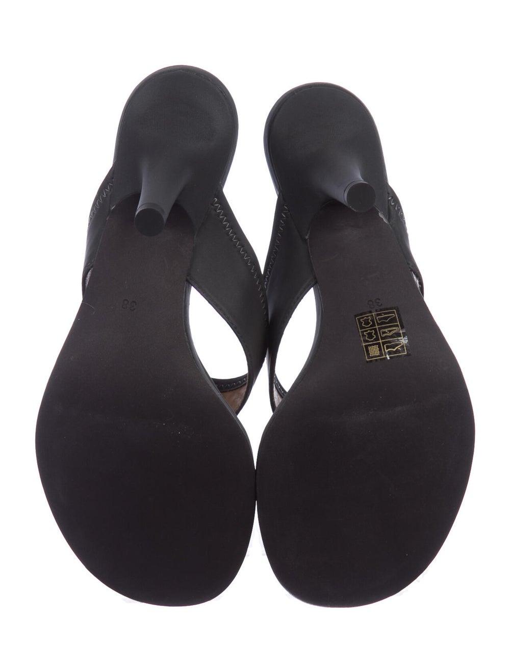 Yeezy T-Strap Sandals Grey - image 5