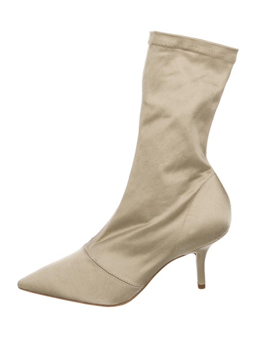 Yeezy Sock Boots Gold