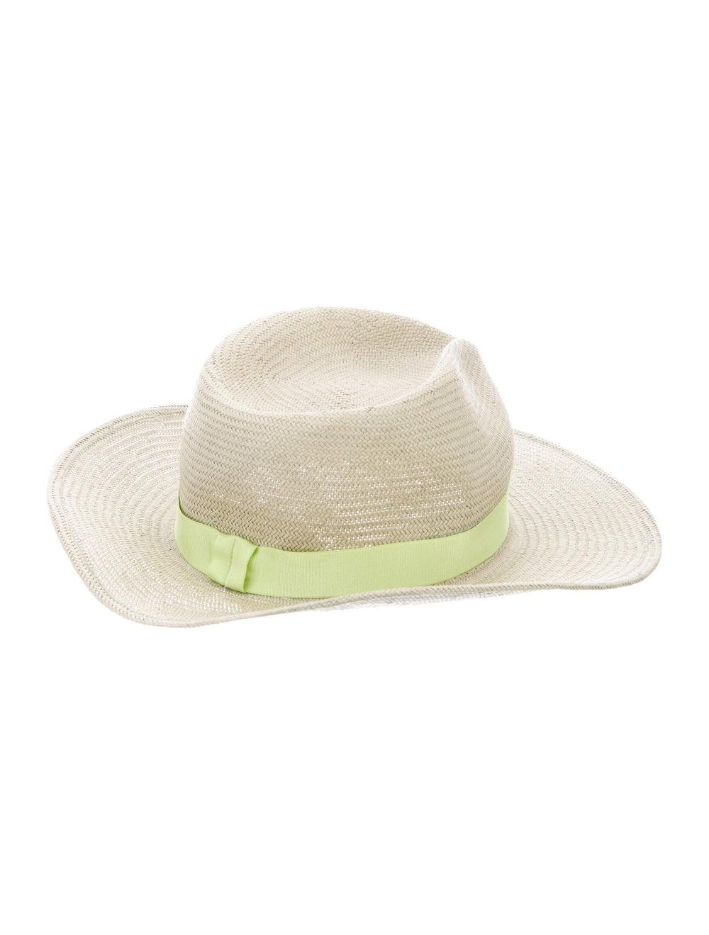 Yestadt Millinery Straw wide-brim Hat - image 2