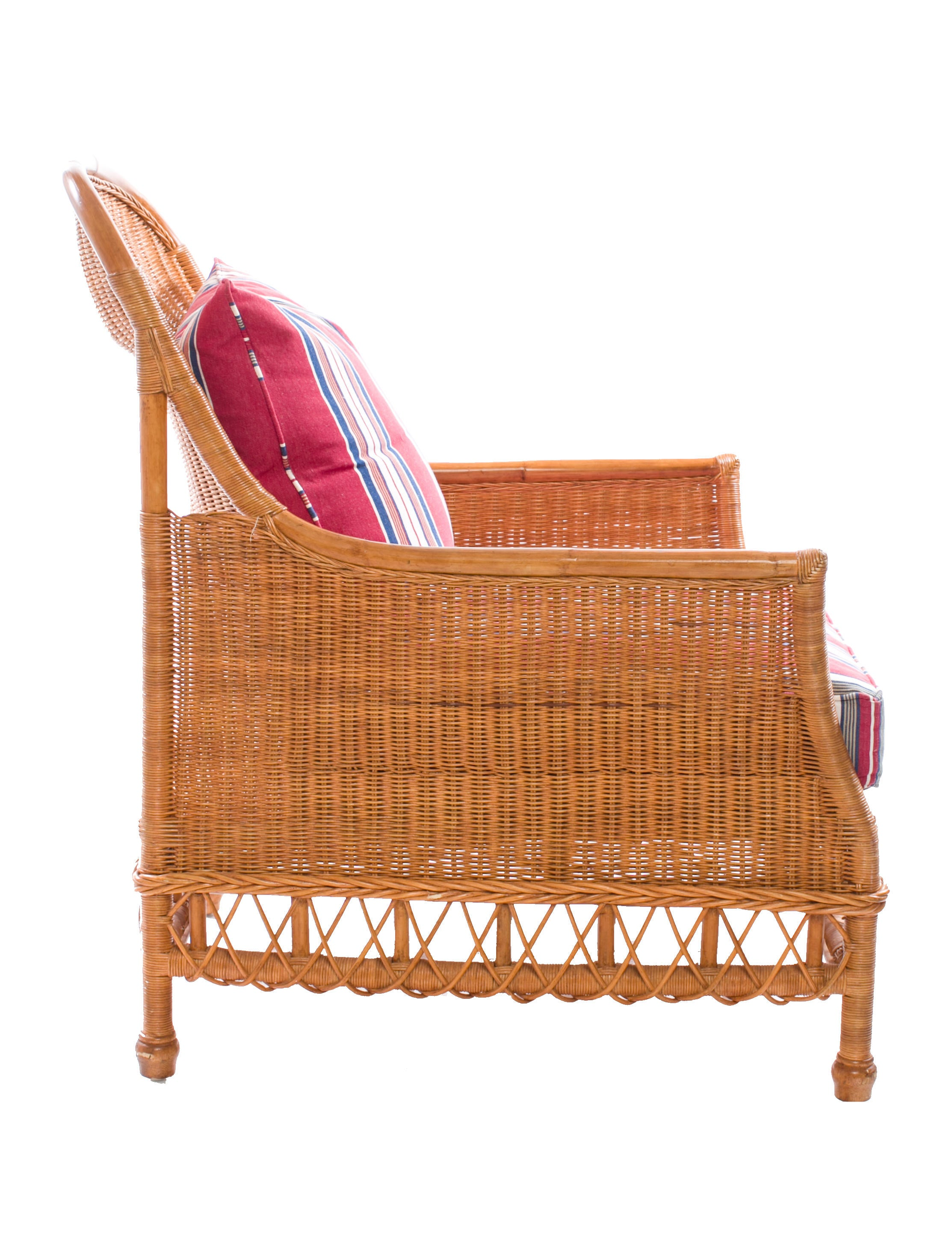 Ralph lauren american villa wicker chair furniture for Ralph lauren outdoor furniture