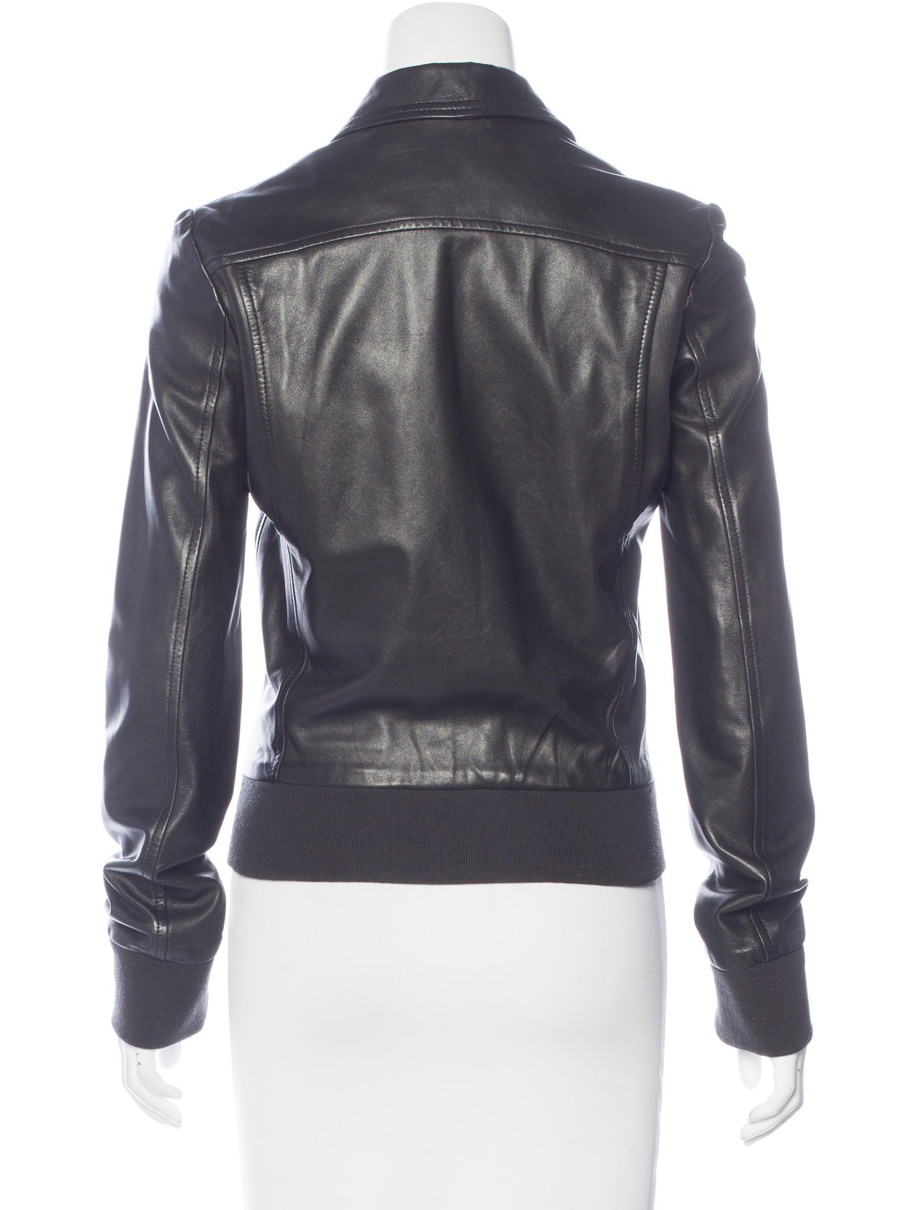 ralph lauren leather bomber jacket clothing wyg21879. Black Bedroom Furniture Sets. Home Design Ideas