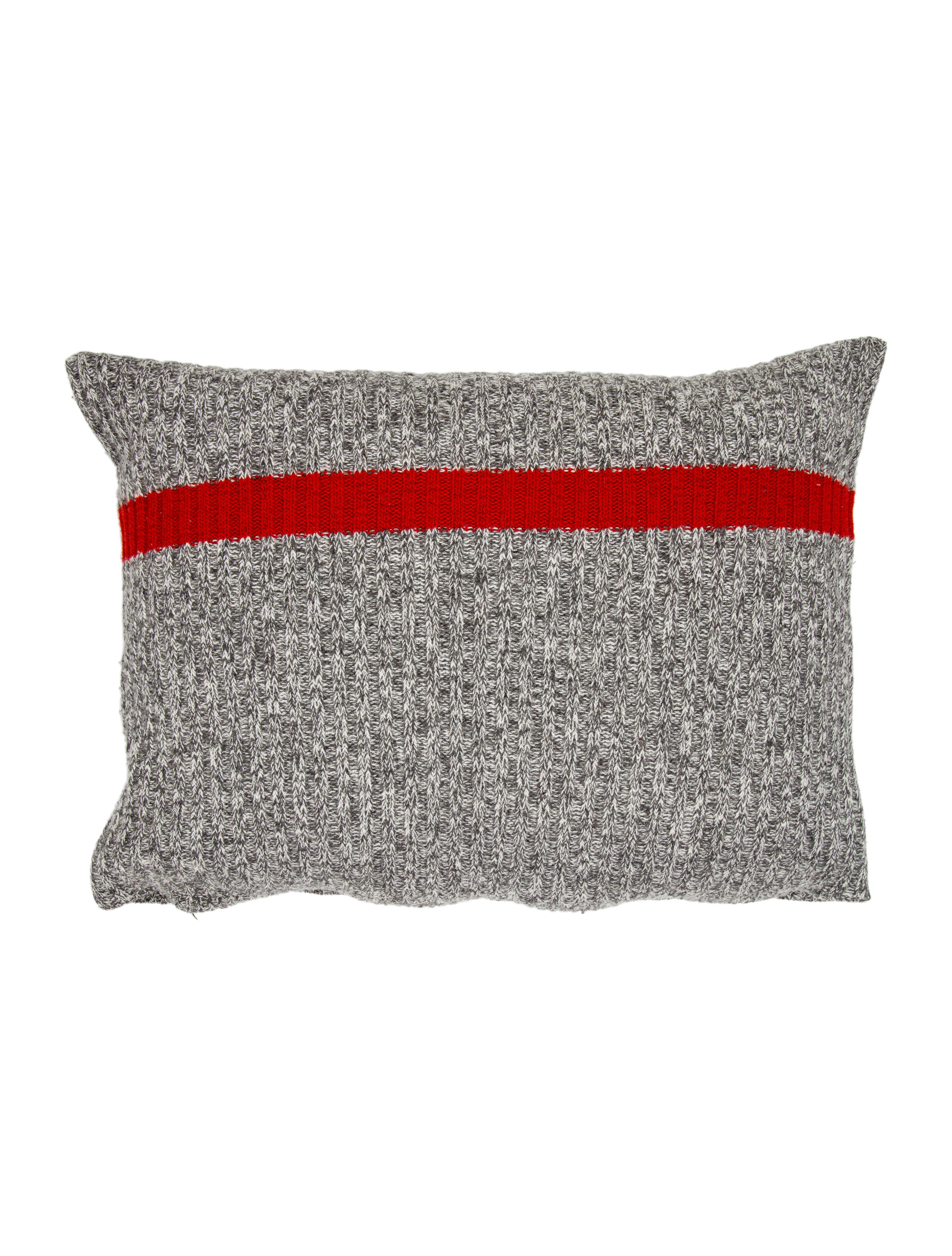 Ralph Lauren Lambswool Throw Pillow - Pillows And Throws - WYG21885 The RealReal