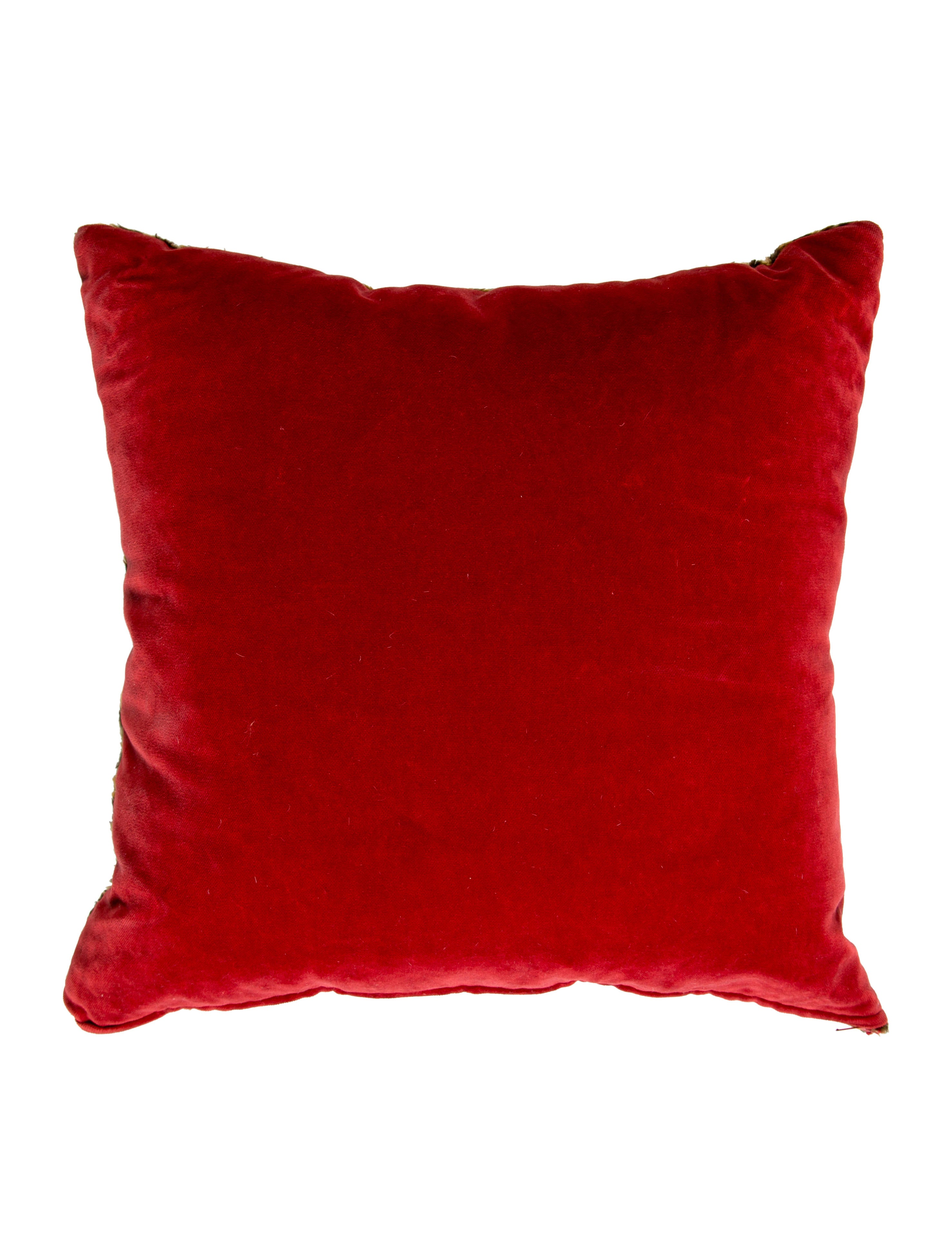 Ralph Lauren Aragon Leopard Throw Pillow - Bedding And Bath - WYG21991 The RealReal