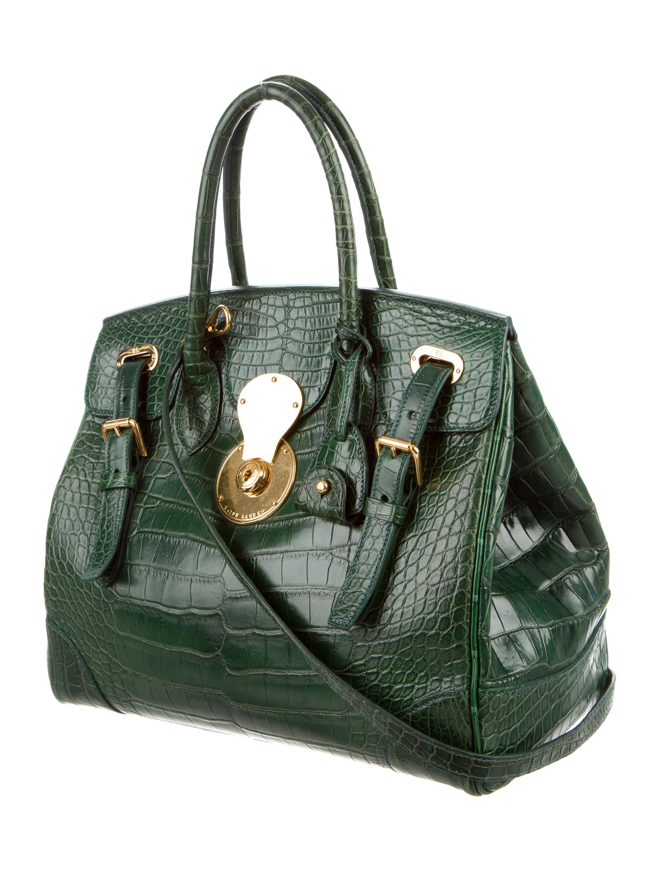 Green Ralph Lauren Bag - Prism Contractors & Engineers