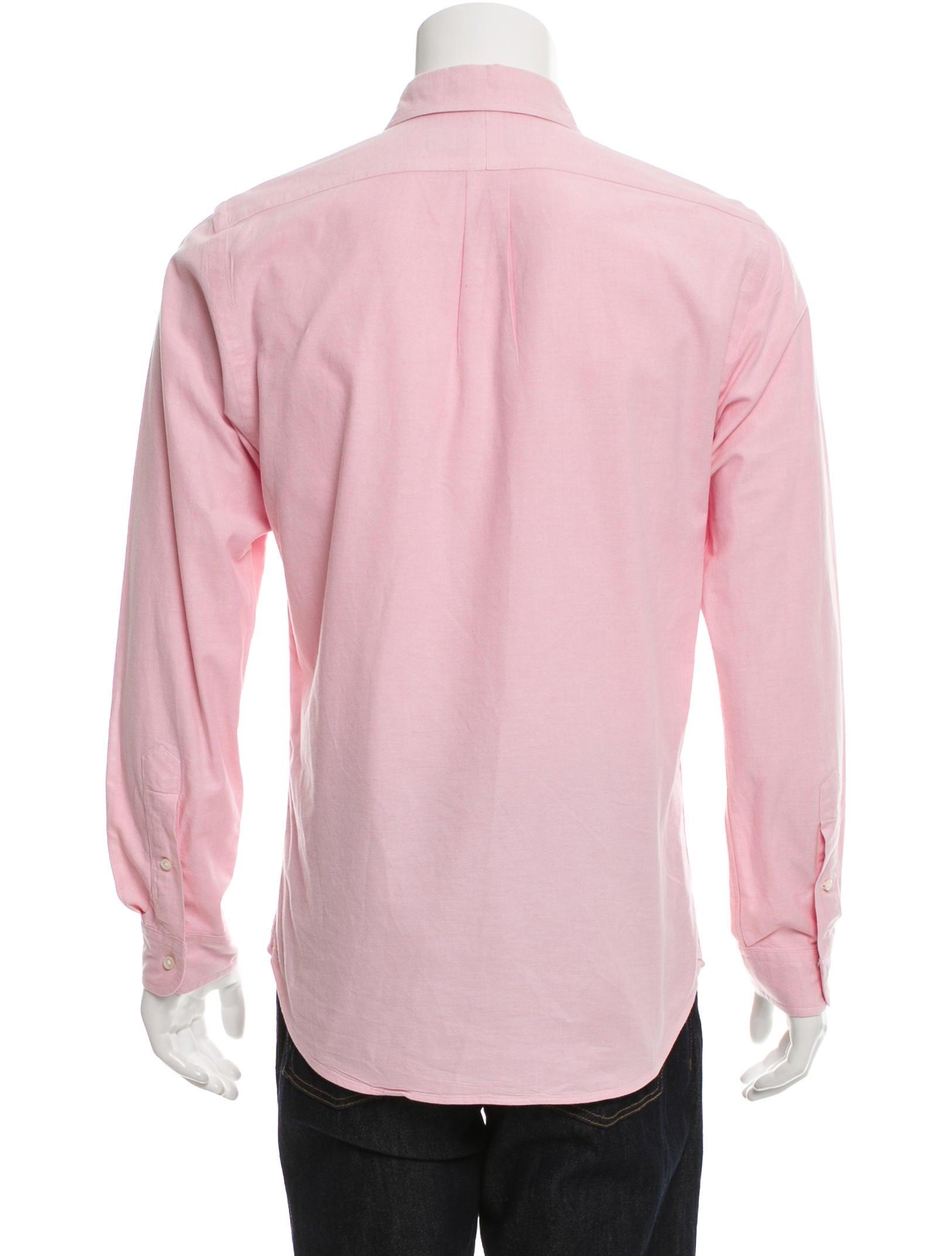 ralph lauren slim fit button up shirt clothing. Black Bedroom Furniture Sets. Home Design Ideas